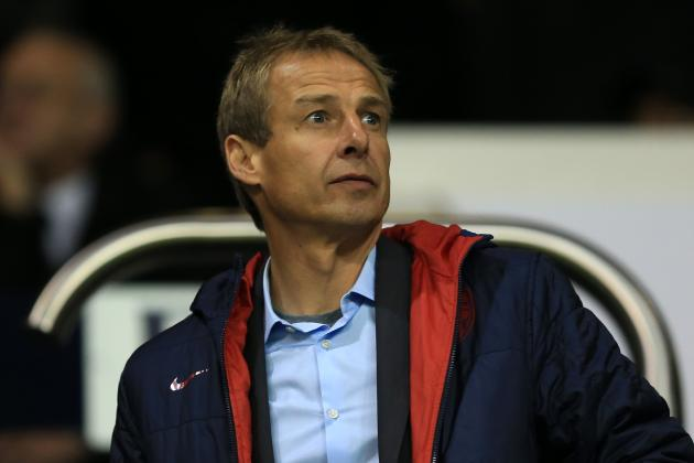 Klinsmann Calls 25 Players for January Training Camp