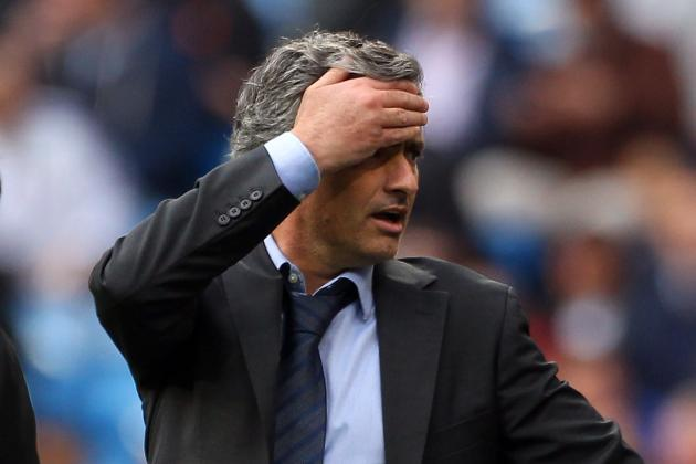 Jose Mourinho's Goalkeeper Gamble Backfires Spectacularly