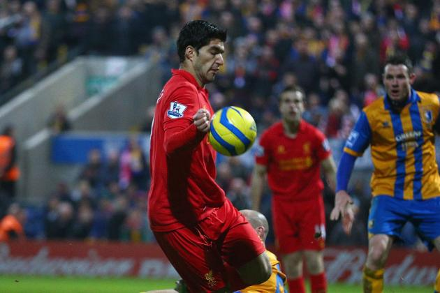 Daniel Sturridge's Goalscoring Debut Spoiled by Luis Suarez Controversy