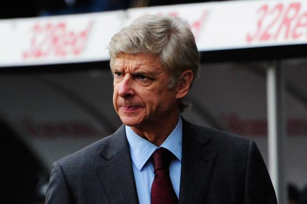 Arsène Wenger Says Arsenal Should Have Had a Penalty at Swansea