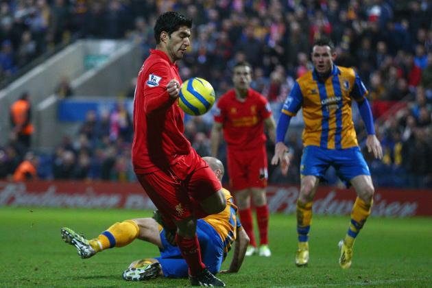 Liverpool: Repeat Cheat Luis Suarez Deserves Ban for Flagrant FA Cup Handball