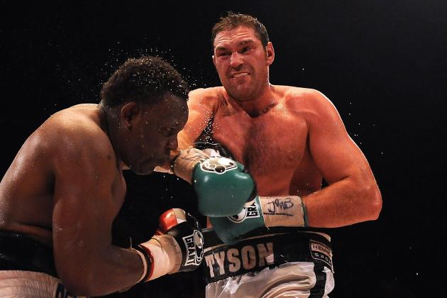 Tyson Fury: Why UFC Should Pursue the Heavyweight Boxing Prodigy