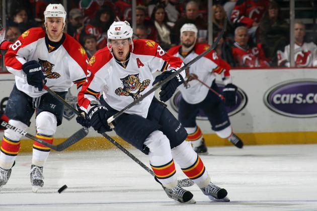 Florida Panthers Thrilled to Be Back at Work