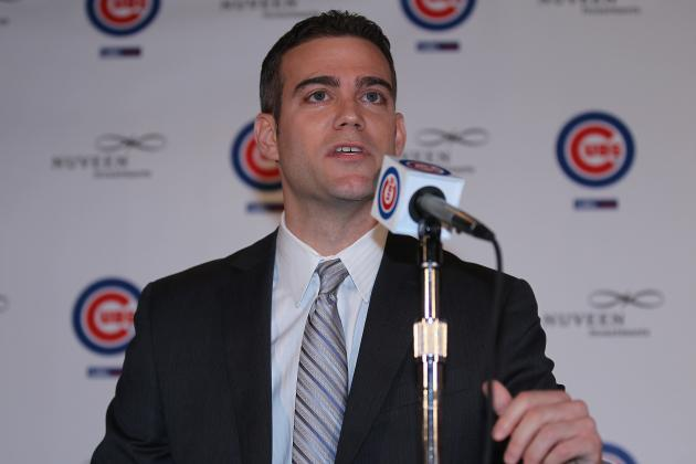 Theo Epstein sees development in Cubs' core players