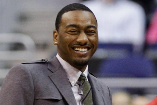Report: John Wall Expected to Make Season Debut in the Next Two Weeks