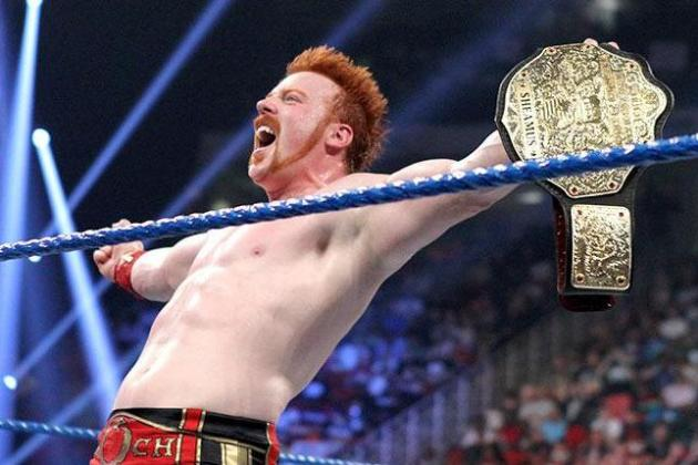 Sheamus Should Win the World Title at Royal Rumble