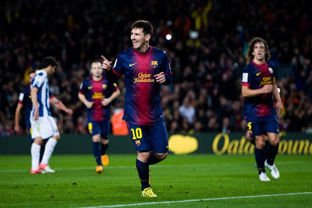 Barcelona 4-0 Espanyol: Complete Recap of the Barcelona Derby