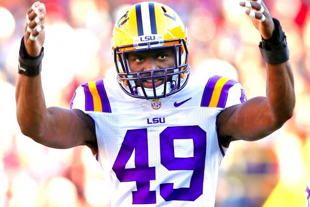 LSU DE Barkevious Mingo Reportedly Set to Enter NFL Draft