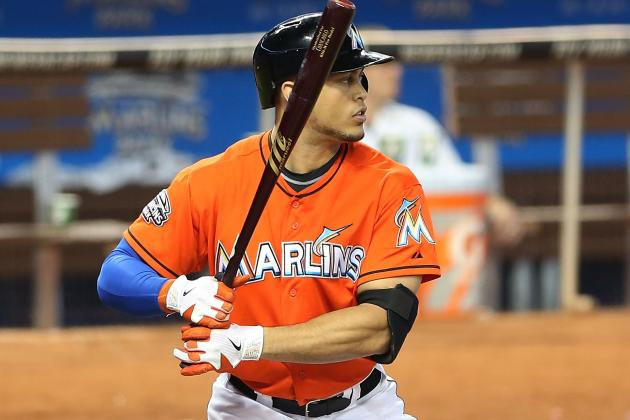 "Marlins Say They ""are Not Moving"" Slugger Giancarlo Stanton"