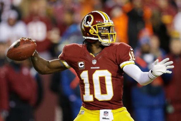 Seahawks vs. Redskins: Projecting How Rookie QBs Will Fare in First Playoff Game