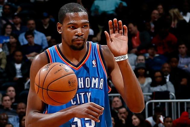 NBA Power Rankings: Projecting Where Top Teams Will Finish Season