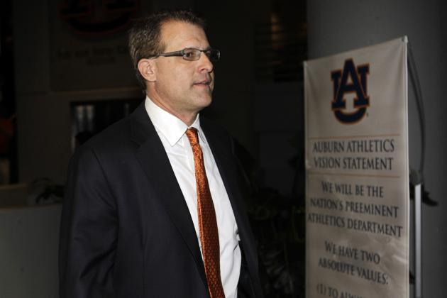 Auburn Football: Malzahn's Staff Tops Chizik's First Staff Due to SEC Experience