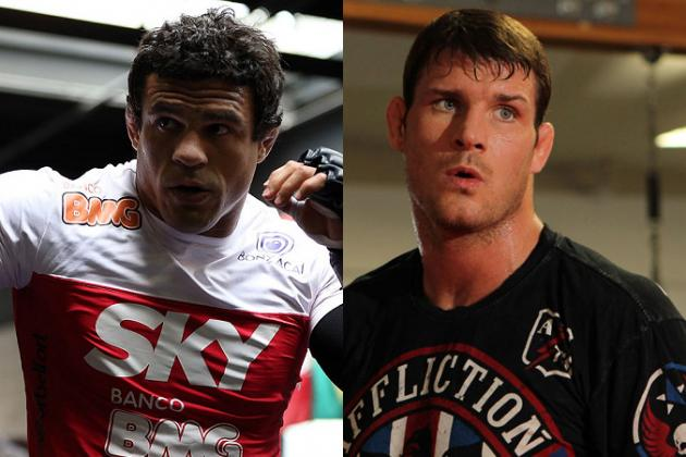 UFC on FX 7 Injury Watch: Why Belfort vs. Bisping Card Is Still at Risk