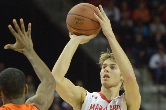 Rejuvenated Jake Layman Broke out for the Terps