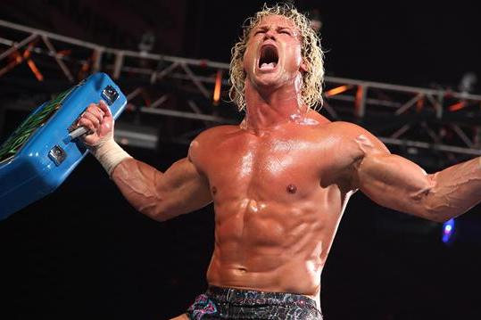 Dolph Ziggler Does Not Need Ric Flair to Succeed in WWE