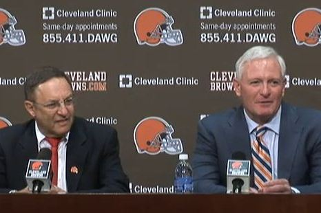 Browns Mishandling Media During Coaching Search