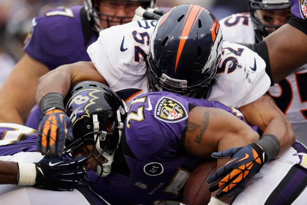 Ravens vs. Broncos: Complete Preview for 2013 AFC Divisional Playoff Game