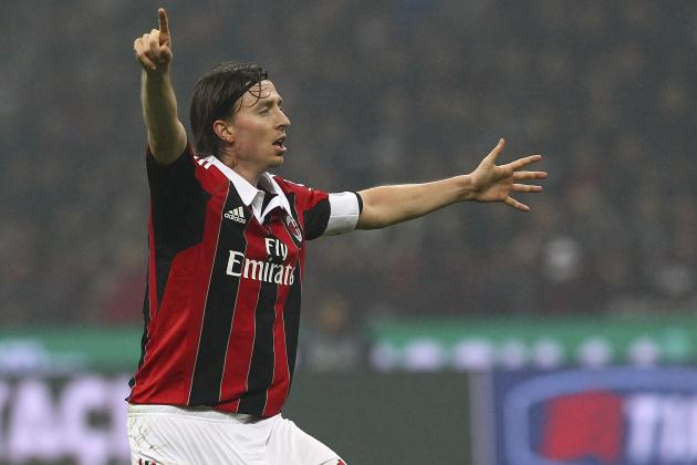Where's Montolivo?