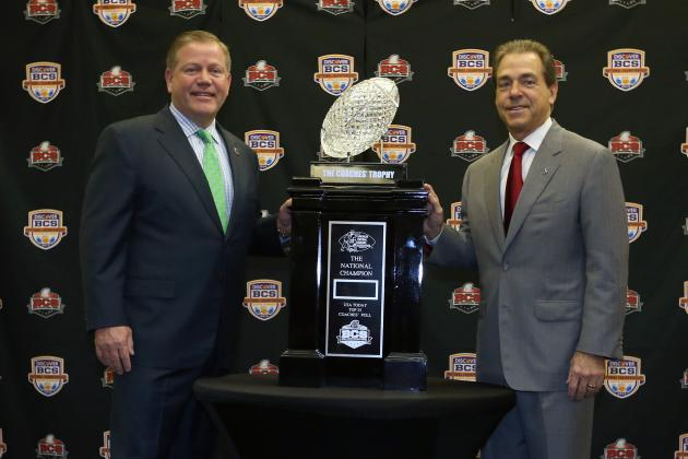 BCS National Championship 2013: Top Storylines for College Football Finale