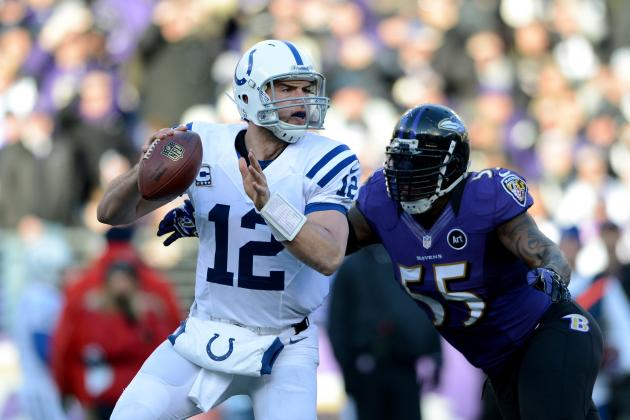 Andrew Luck: Playoff Loss Will Propel Rookie to Stellar Second Season