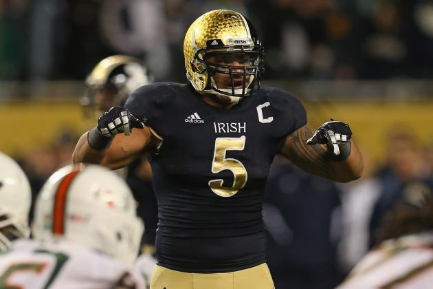BCS Championship 2013: Breaking Down How Notre Dame Can Pull off the Upset