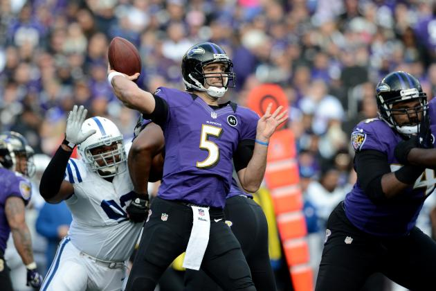 Colts vs. Ravens: High Emotions Help Propel Ravens to Playoff Victory