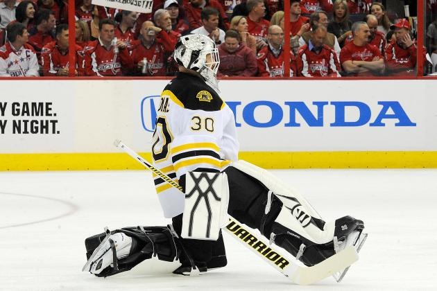 Tim Thomas Won't Be Coming Back This Season