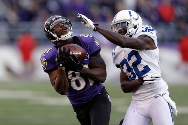Colts vs. Ravens: Indianapolis Drops Playoff Game to Baltimore