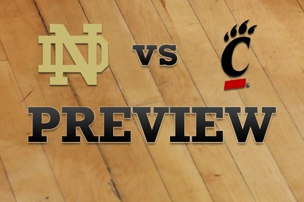 Notre Dame vs. Cincinnati: Full Game Preview
