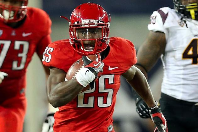 Report: Restraining Order Issued Against Arizona Running Back Ka'Deem Carey
