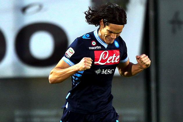 Manchester City Transfers: Why Roberto Mancini Needs to Sign Edinson Cavani