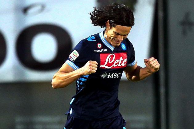 Manchester City Transfers: Why Roberto Mancini Needs to Sign Edinson Cavani