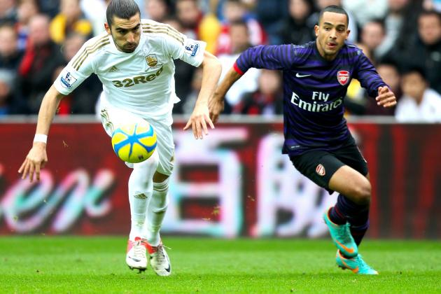 Arsenal FC: Gunners Show Worst and Best in FA Cup Draw with Swansea City