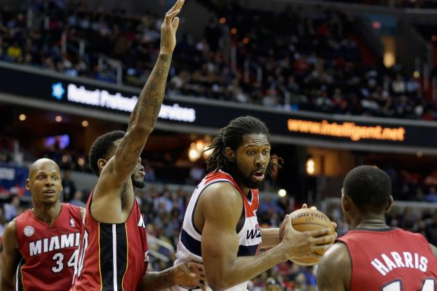 NBA Gamecast: Wizards vs. Heat