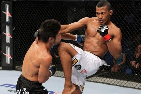 Pedro Nobre Steps in for George Roop, Faces Yuri Alcantara at UFC on FX 7