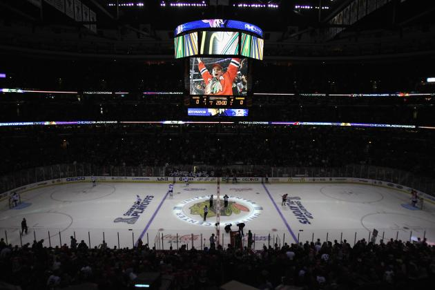 Chicago Blackhawks: Unfavorable Schedule Early on Will Dictate Pace of Season