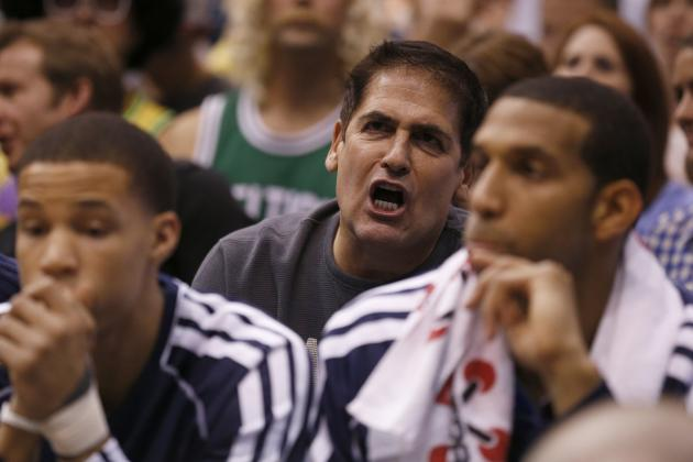 Mark Cuban Resorts to Crowdsourcing to Fix NBA Officiating