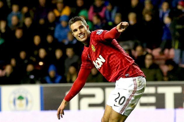 West Ham vs. Manchester United: World-Class Van Persie Saves Sir Alex Again