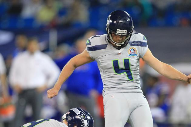 Steven Hauschka Injury: Updates on Seahawks Kicker's Ankle