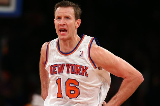 NY Knicks Who Should Receive Less Playing Time