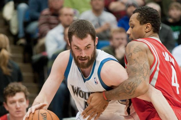 Kevin Love Injury: Wolves Would Be Wise to Rest Star Until He's 100 Percent