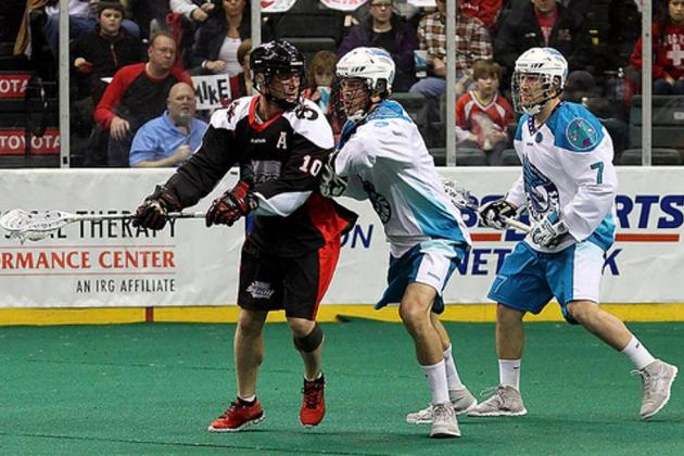 National Lacrosse League: The Stealth Upset the Defending Champs in Week 1