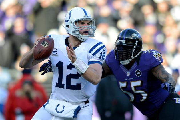 Despite Playoff Loss, Andrew Luck Gives Colts Fans Plenty to Be Excited About