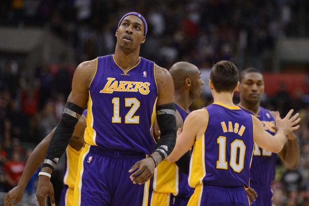 LA Lakers' Obvious Chemistry Problems Will Only Go Away by Winning