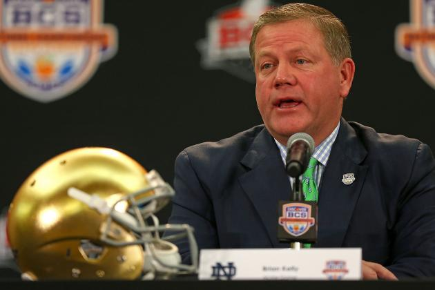 Notre Dame Football Recruiting: Stud Prospects Who Could Be Swayed by BCS Title