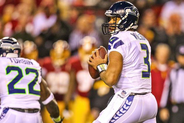 NFL Wild Card Weekend: Seattle Seahawks vs. Washington Redskins Live