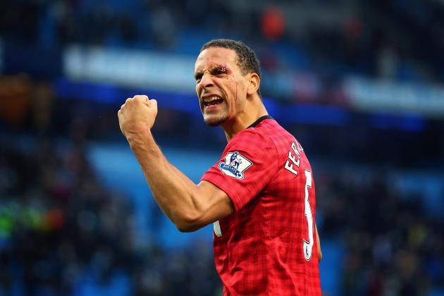 Manchester United: Why Rio Ferdinand No Longer Deserves a Starting Spot
