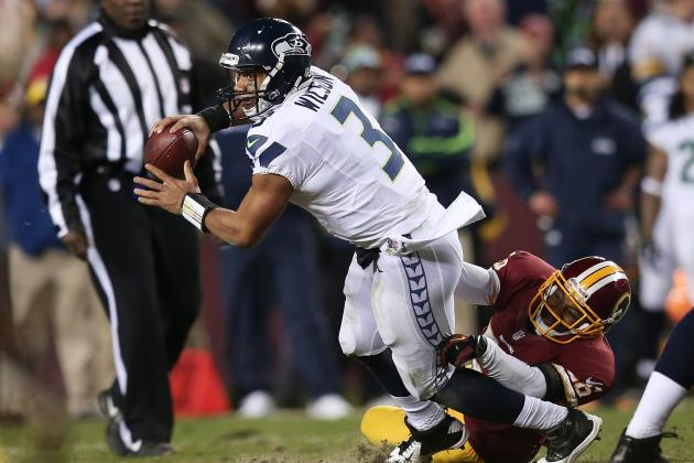 Twitter Reacts to Seahawks Win over Redskins in Wild Card Round