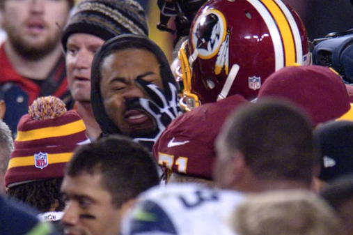 Redskins' OL Not Happy About Loss