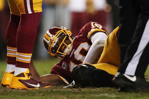 Seahawks vs. Redskins: Hobbled RGIII Highlights Risk of Mobile QB in NFL